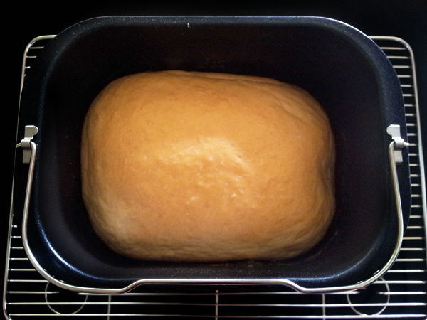 Basic Bread in Bread Pan