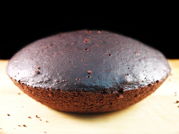 Sugar Free Steamed Cocoa Cake