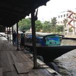 Canal Boat Bangkok | Khlong Saen Saep Boat Service