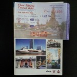 Chao Phraya Tourist Boat – One Day River Pass