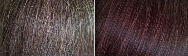 New Loreal Paris Triple Protection Intense Violet Brown Hair - Hair colour violet brown