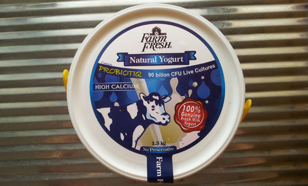 Farm Fresh Yogurt