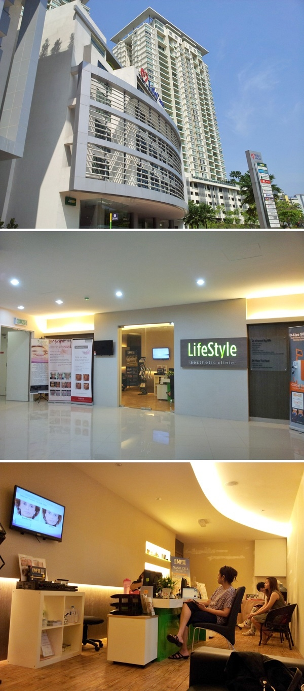 Lifestyle Aesthetic Clinic Bangsar South