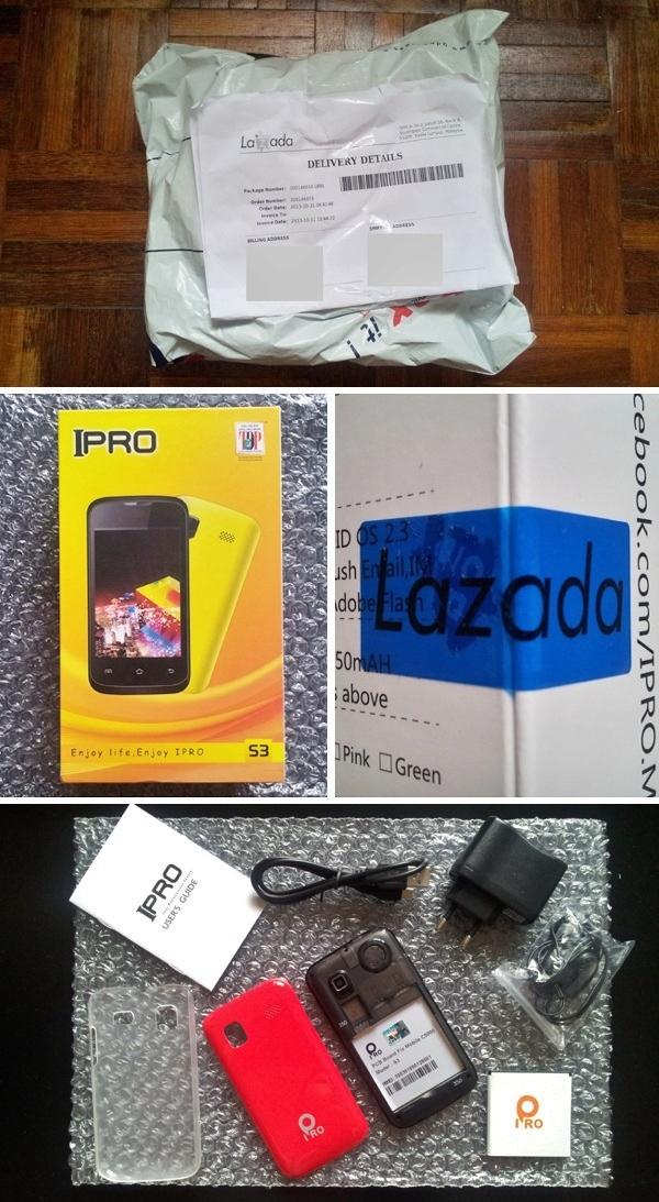 Lazada Phone