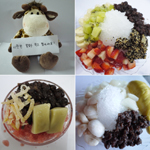 "Big Thumbs up ""Patbingsu"" Secret Recipe"