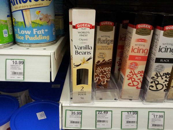 Where to buy Vanilla Beans