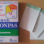 Salonpas Review: Salonpas Pain Relieving Patch