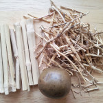 Chinese Herbal Tea Recipe: Sugarcane Lalang Grass Rhizoma Luo Han Guo