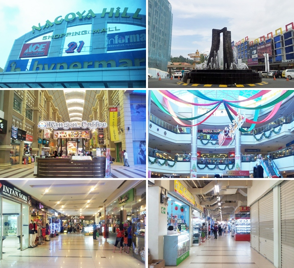 Nagoya Hill Mall