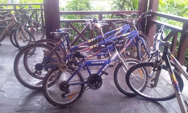 Cycling in Batam