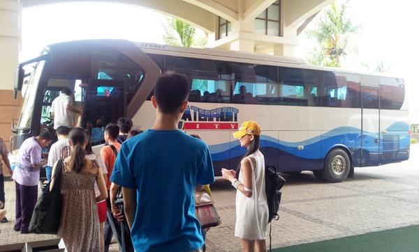 Holiday Inn Resort Batam Free Shuttle Bus