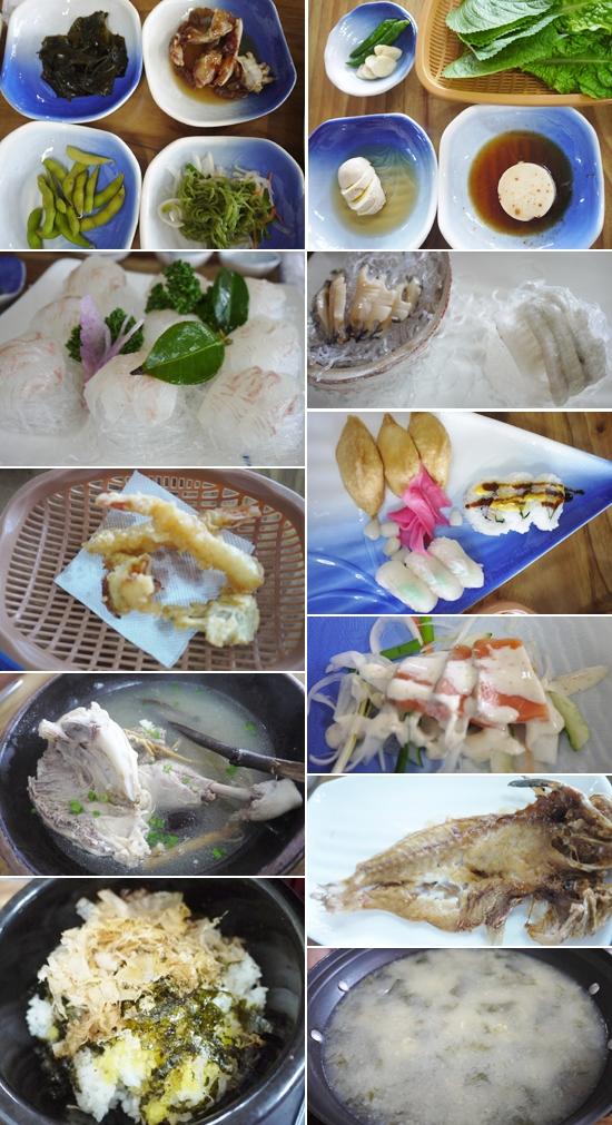 Jeju Island Food