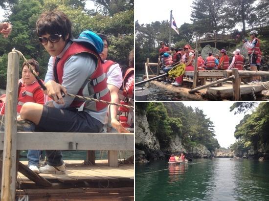Jeju Island Attractions: Soesokkak Estuary 쇠소깍