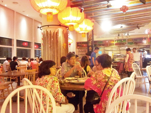 Purple Cane Tea Restaurant Paradigm Mall