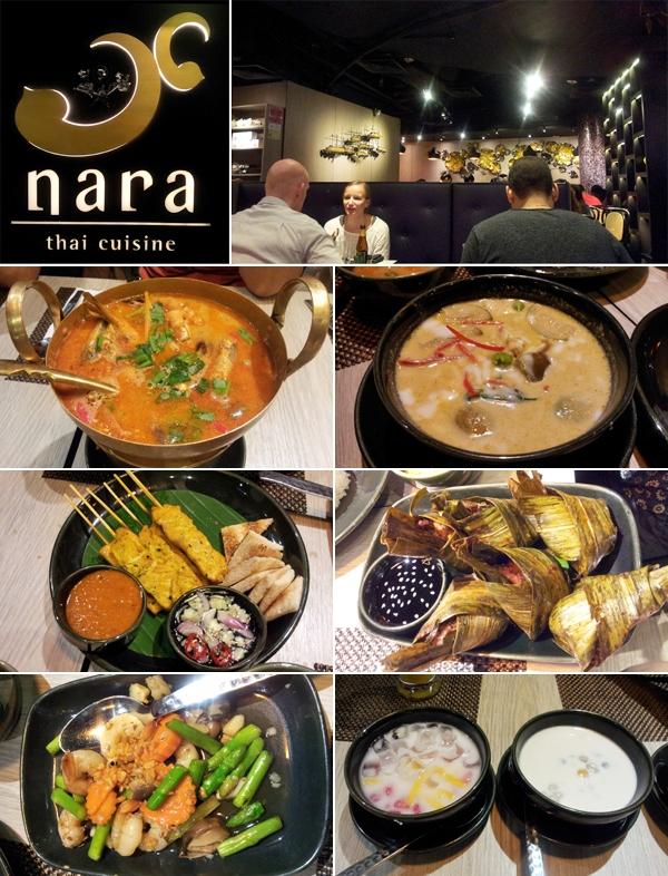 Nara Thai Cuisine Singapore