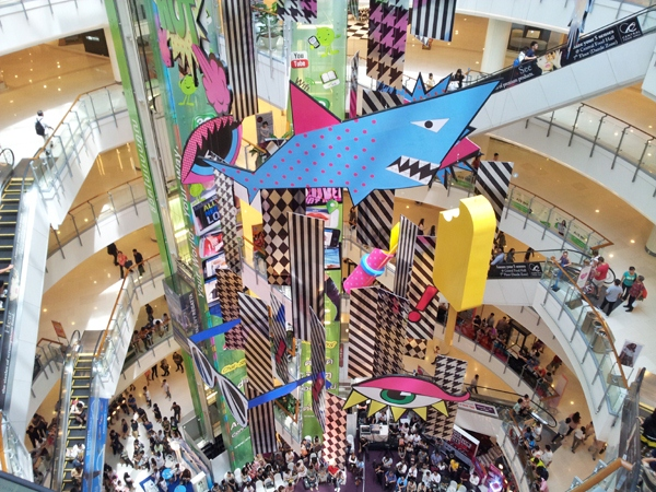 Central World Shopping Mall Bangkok How To Go Central
