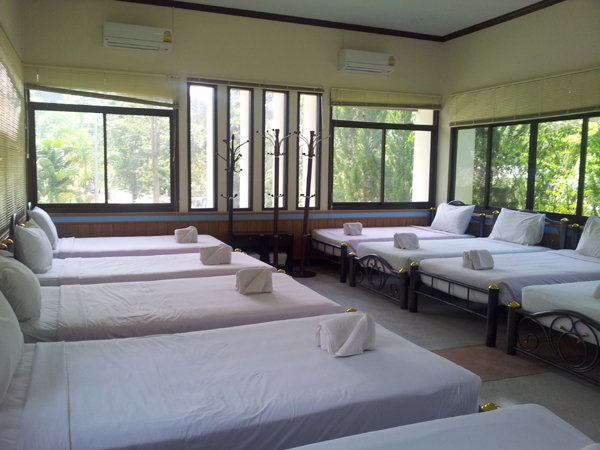 Bor-Nam-Ron Resort & Spa Economy Room