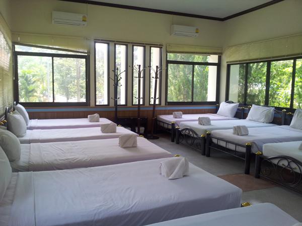 Bor-Nam-Ron Resort & Spa Economy Room