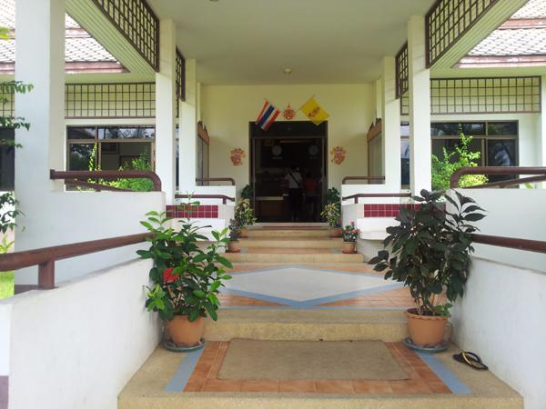 Bor-Nam-Ron Resort & Spa Lobby