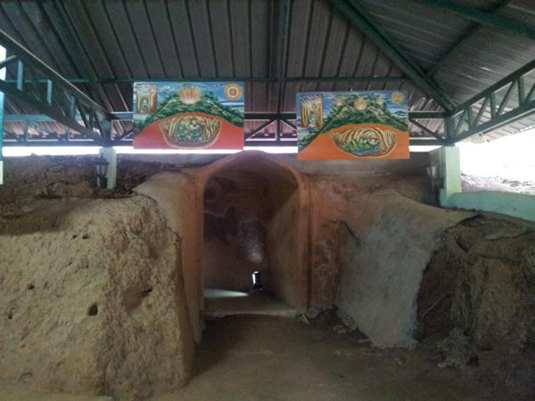 Piyamit Tunnel Entrance