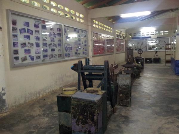 Piyamit Tunnel Museum